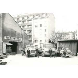 1979 - Fleischmann Spezialstahl-Handel GmbH