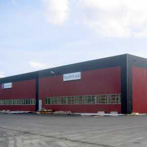 2004 - Specialstål AB, Švédsko